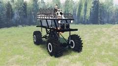 Swampbuggy v2.0 для Spin Tires