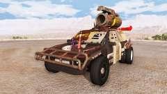 Ibishu Covet Mad Max v0.3.1 для BeamNG Drive