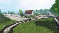 Чехия v2.1 для Farming Simulator 2015