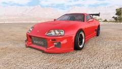 Toyota Supra engine pack v2.0 для BeamNG Drive