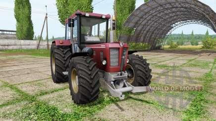 Schluter Super 1500 TVL для Farming Simulator 2017