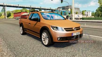 Brazilian traffic v1.3.1 для Euro Truck Simulator 2
