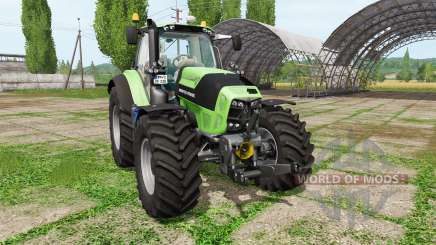 Deutz-Fahr Agrotron 7230 TTV v5.4.1 для Farming Simulator 2017