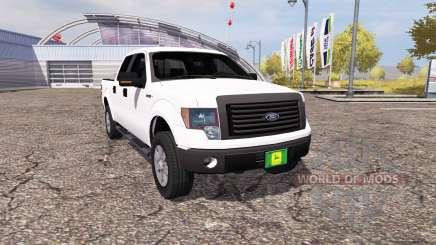 Ford F-150 для Farming Simulator 2013