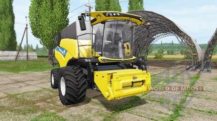 New Holland CR7.90 для Farming Simulator 2017