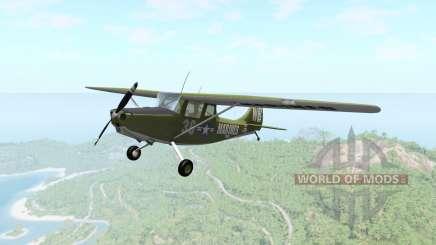 Cessna L19 v1.1 для BeamNG Drive