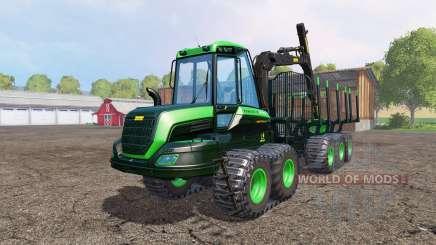 PONSSE Buffalo 10x10 для Farming Simulator 2015
