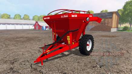 Jan Tanker 10.500 для Farming Simulator 2015