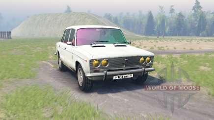 ВАЗ 2103 Жигули v6.0 для Spin Tires