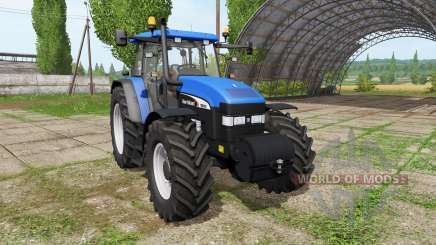 New Holland TM190 для Farming Simulator 2017