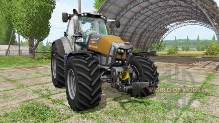 Deutz-Fahr Agrotron 7250 TTV warrior v5.4.2 для Farming Simulator 2017