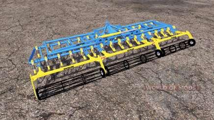 New Holland cultivator для Farming Simulator 2013