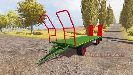 Rimorchi Randazzo PA 97 I v1.3 для Farming Simulator 2013