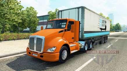 American truck traffic v1.3 для Euro Truck Simulator 2