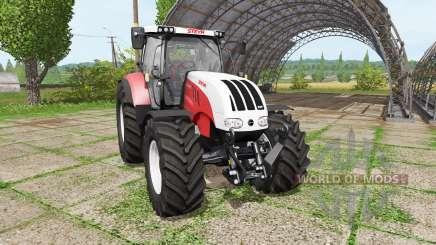 Steyr 6185 CVT для Farming Simulator 2017