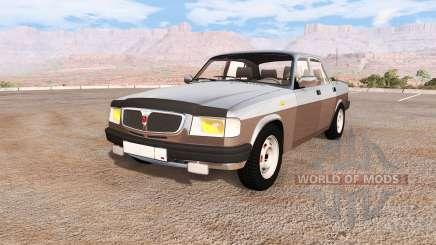 ГАЗ 3110 Волга v1.1 для BeamNG Drive