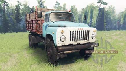 ГАЗ 53 v4.0 для Spin Tires