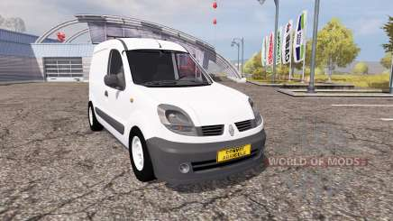 Renault Kangoo v2.0 для Farming Simulator 2013