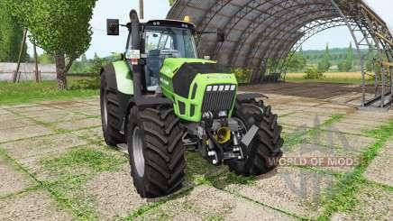Deutz-Fahr Agrotron X720 для Farming Simulator 2017