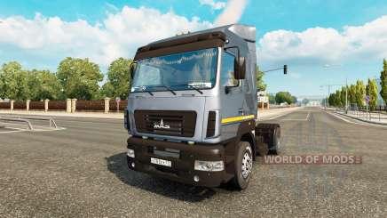 МАЗ 5440Е9-520-031 для Euro Truck Simulator 2