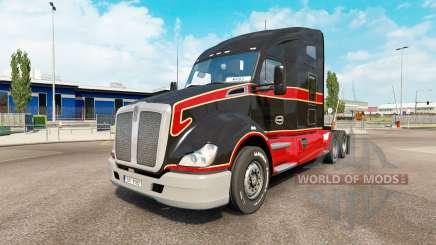 Kenworth T680 v1.3 для Euro Truck Simulator 2