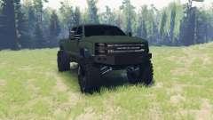 Chevrolet Silverado 3500 HD Crew Cab