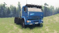 КамАЗ 6460 v3.0