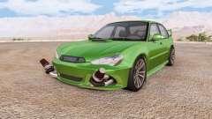 Hirochi Sunburst flat4 boxer engine v1.1 для BeamNG Drive