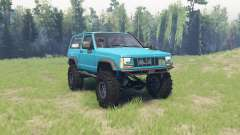 Jeep Cherokee (XJ) 1990