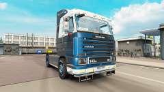 Scania 143M 500 v3.9 для Euro Truck Simulator 2