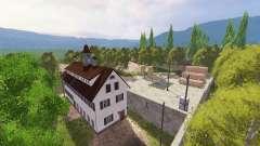 Рейнланд-Пфальц для Farming Simulator 2015