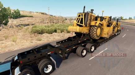 Fontaine Magnitude 55L Caterpillar для American Truck Simulator