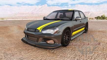 Hirochi Sunburst RS custom для BeamNG Drive