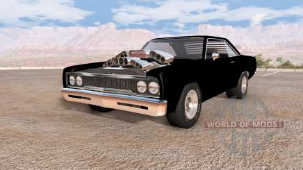 Plymouth Road Runner v1.2 для BeamNG Drive