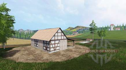 Нижняя Бавария для Farming Simulator 2015