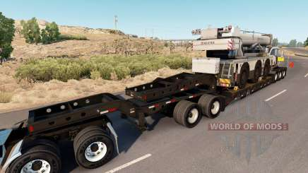 Fontaine Magnitude 55L Terex для American Truck Simulator