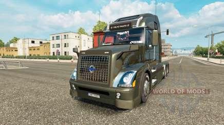 Volvo VNL 670 v1.4.3 для Euro Truck Simulator 2