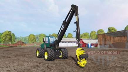 Timberjack 870B для Farming Simulator 2015