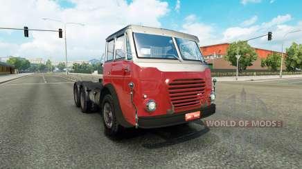 Fiat 210 для Euro Truck Simulator 2