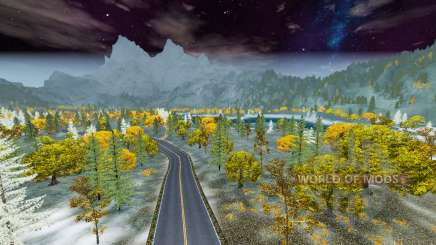 True north для BeamNG Drive
