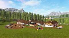 South Tyrol v2.0 для Farming Simulator 2017