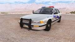 Gavril Grand Marshall kentucky state police v3.0 для BeamNG Drive