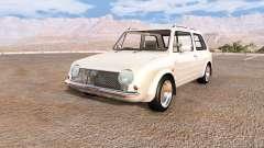Nissan Pao для BeamNG Drive