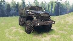 Урал 4320-41 v6.0 для Spin Tires