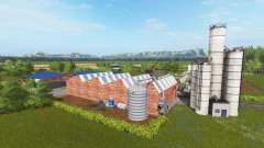 Carnousie farm для Farming Simulator 2017