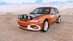 Hirochi Sunburst hatchback v1.11 для BeamNG Drive