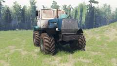 Т 150К прототип для Spin Tires