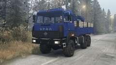 Урал 4320-3111-78 v1.2 для Spin Tires