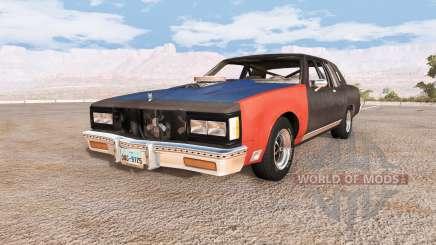 Oldsmobile Delta 88 grandpa mayhem v1.5.1 для BeamNG Drive