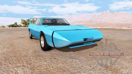 Dodge Charger Daytona v1.5 для BeamNG Drive